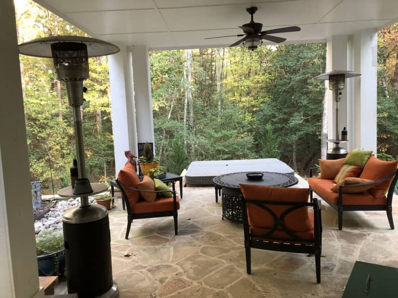 Housesitting assignment in New Hill, North Carolina, United States