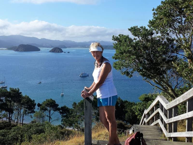 Susan & Peter from Whangaparaoa, New Zealand