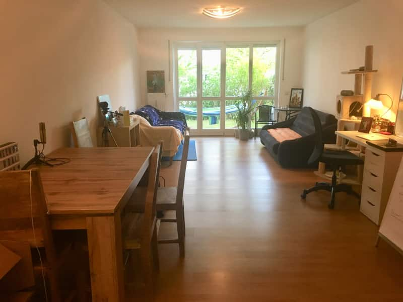 Housesitting assignment in Munich, Germany