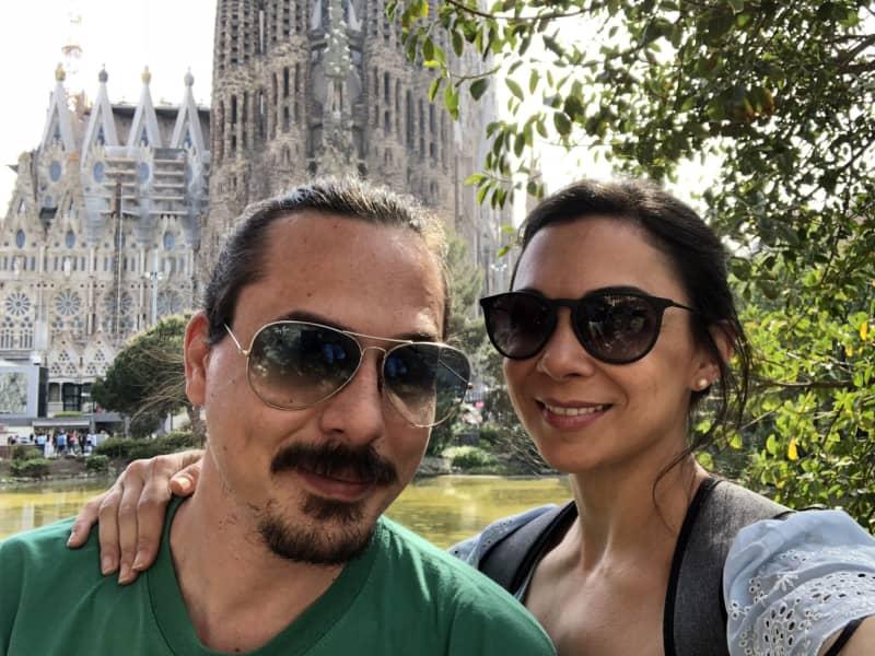 Lucia & Maximiliano from Barcelona, Spain