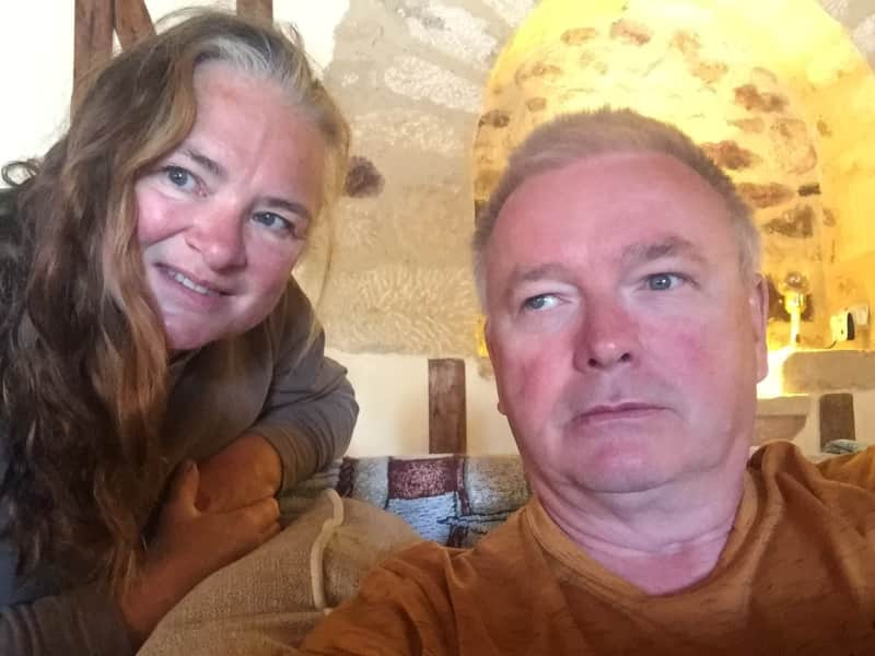 John & Rosemary from Woking, United Kingdom