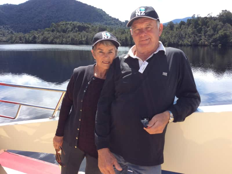 Narelle & Barry from Maryborough, Queensland, Australia