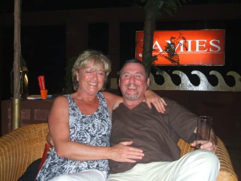 Ian & Helena from Jedburgh, United Kingdom