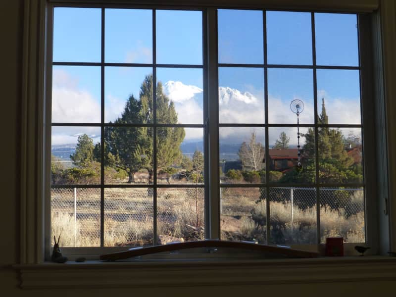Housesitting assignment in Weed, California, United States