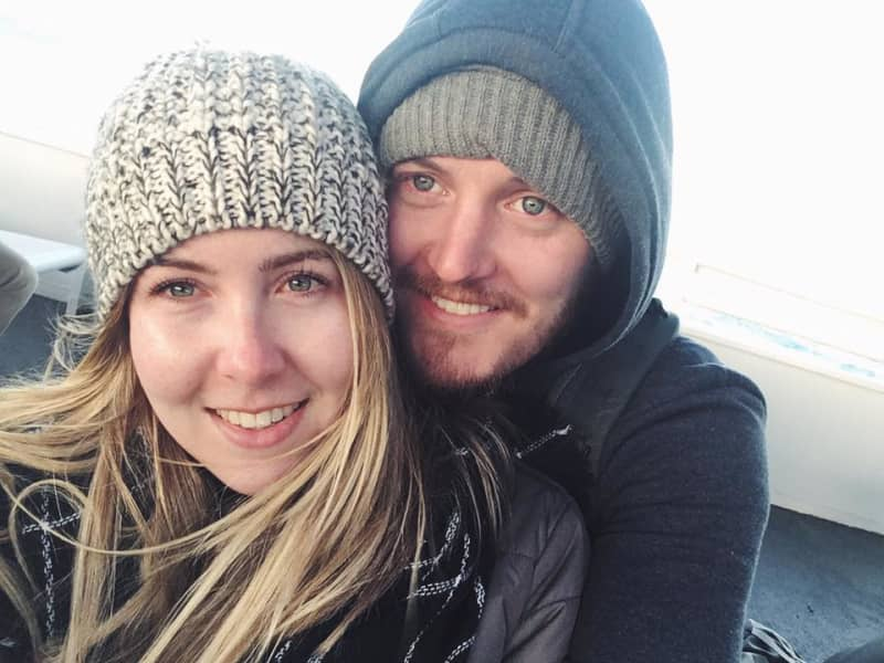 Carly & Rhys from South Yarra, Victoria, Australia