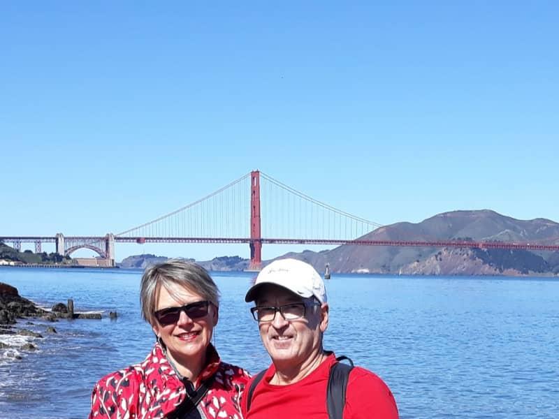 Karen & Colin from Gisborne, Victoria, Australia