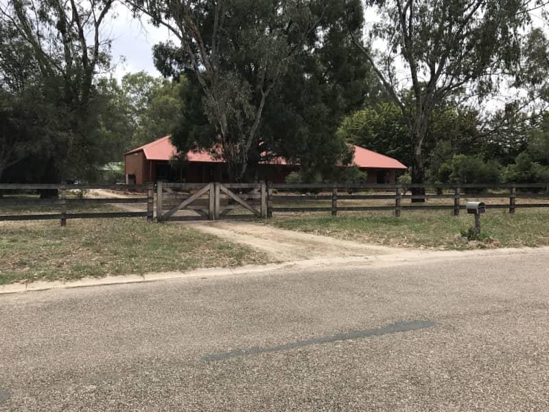 Housesitting assignment in Benalla, Victoria, Australia