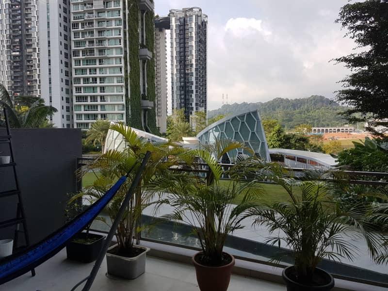 Housesitting assignment in Bukit Panjang New Town, Singapore