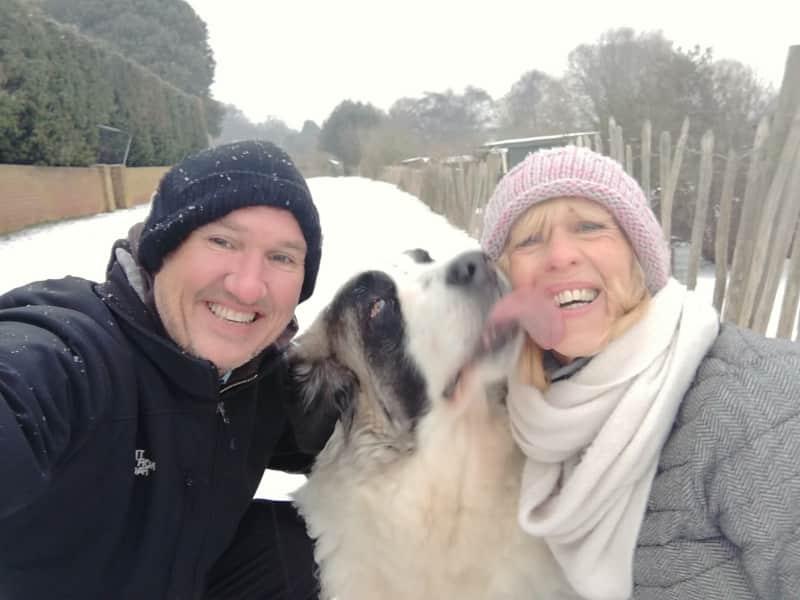 Julie & Jonathan from Norwich, United Kingdom