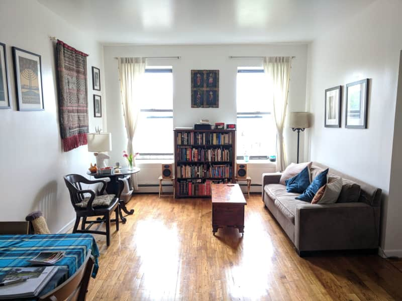 Housesitting assignment in Brooklyn, New York, United States