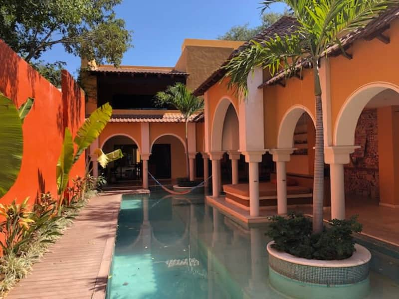 Housesitting assignment in Mérida, Mexico