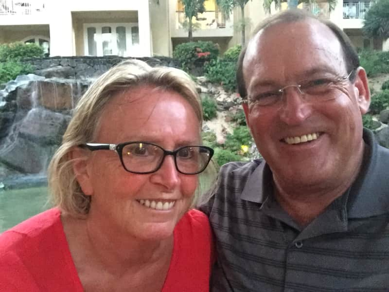 Mark & Gale from Randburg, South Africa