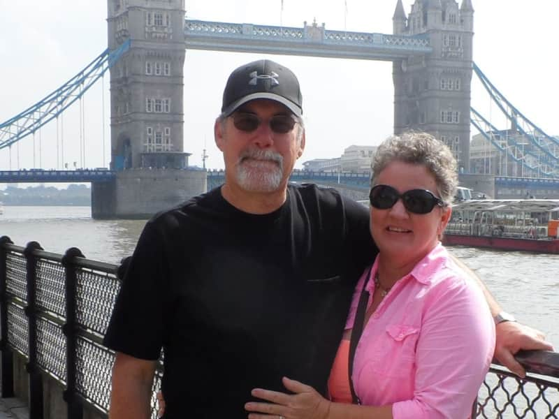 Susan & Michael from Jacksonville, Illinois, United States