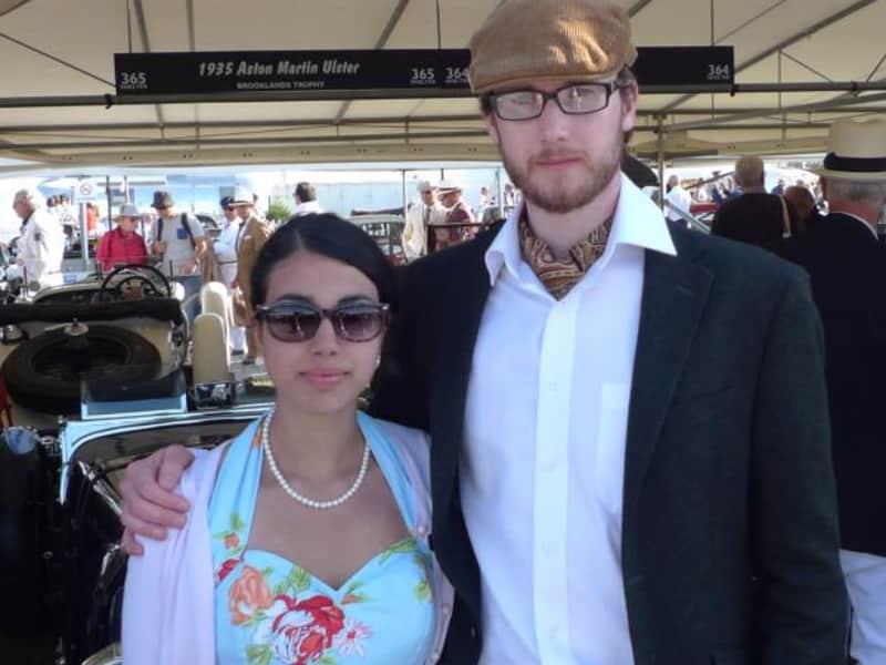 Amy & David from Shrewsbury, United Kingdom