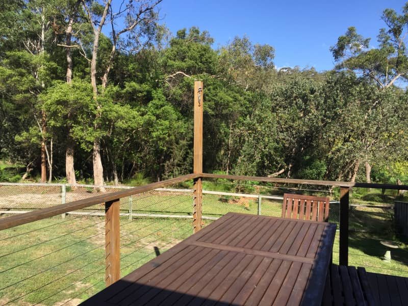 Housesitting assignment in Davidson, New South Wales, Australia
