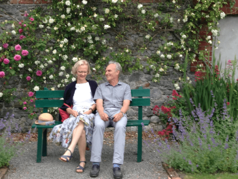 Una & Cornelis from Kilkenny, Ireland