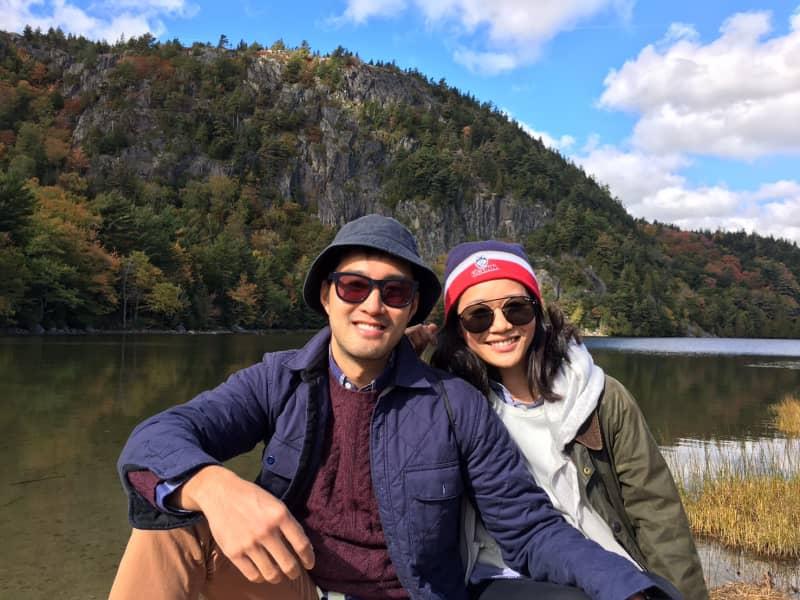 Ervin & Jennifer from Taipei, Taiwan
