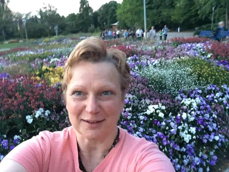 Krista from Haßloch, Germany