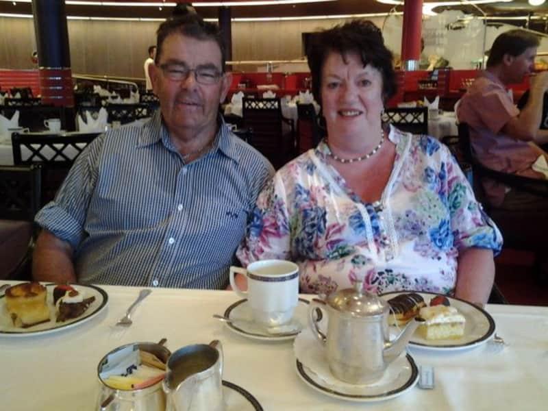 Robert & Robert from Upper Hutt, New Zealand