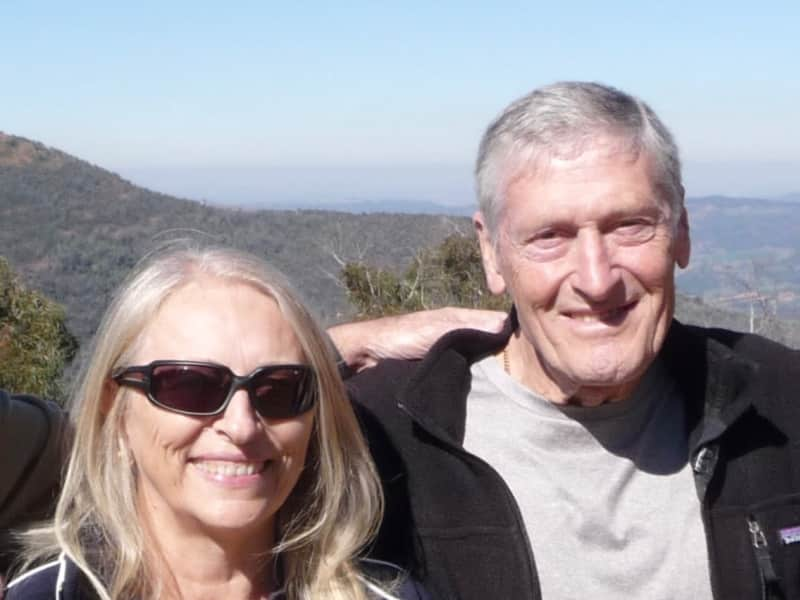 Roselyne & Ronald from Ballina, New South Wales, Australia