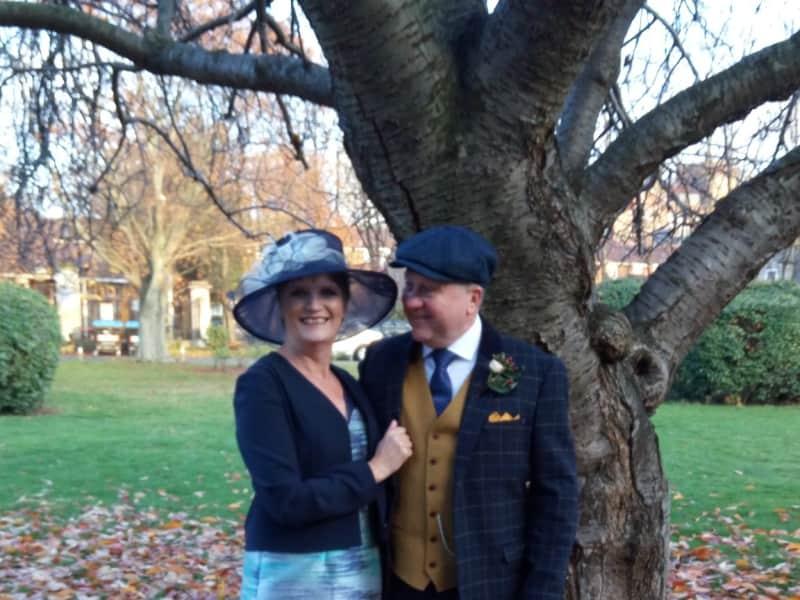 Carole & David from Bromsgrove, United Kingdom