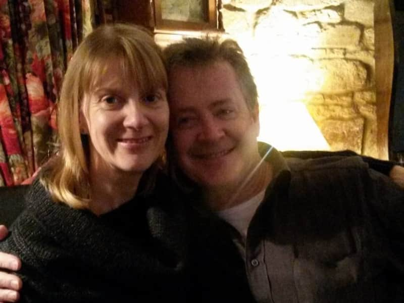 Cathy & Jon from Epsom, United Kingdom
