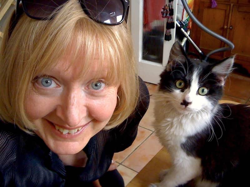 Anne from Cabra, Ireland