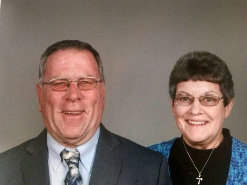 Jean & Richard from Lyons, Kansas, United States