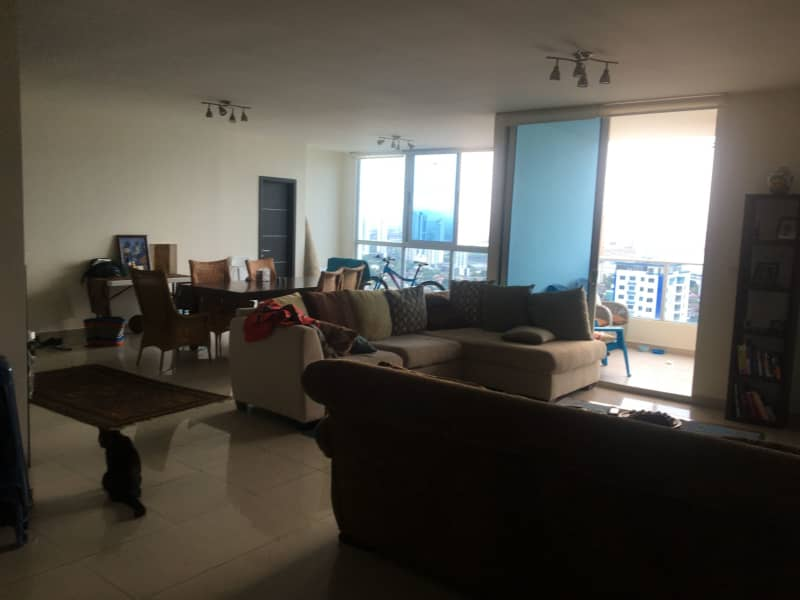 Housesitting assignment in Paitilla, Panama