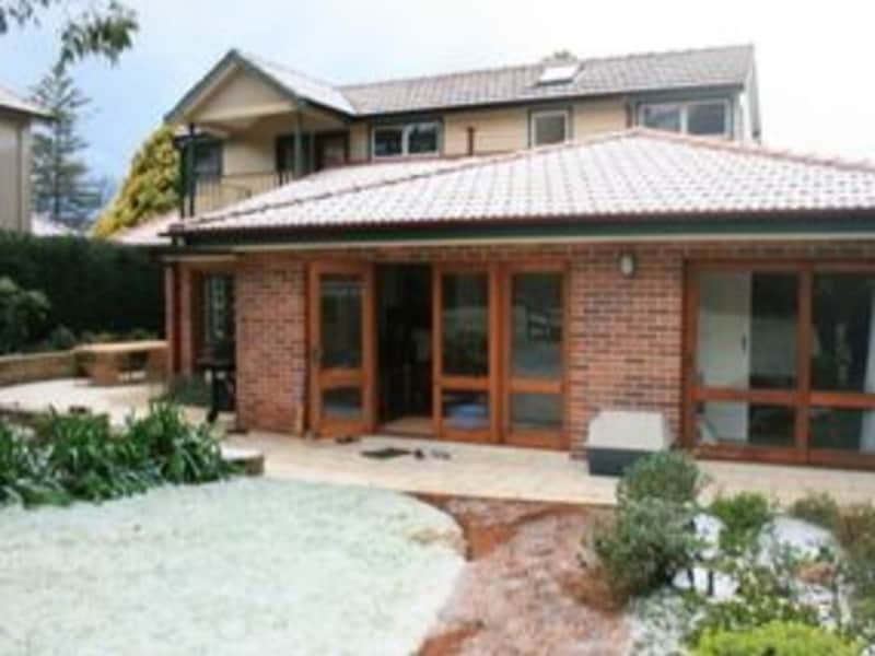Housesitting assignment in East Lindfield, New South Wales, Australia