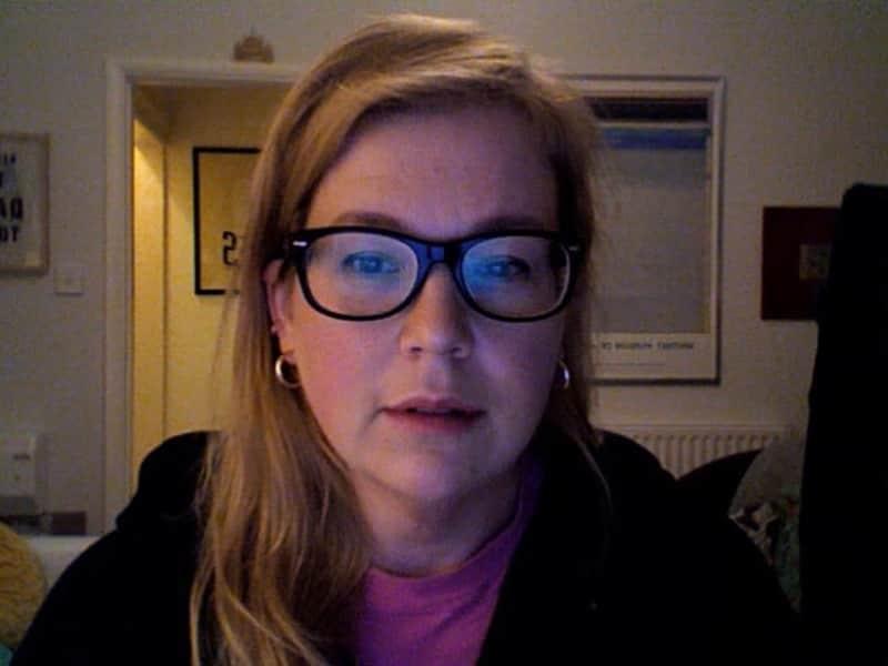 Zoe from Tenterden, United Kingdom