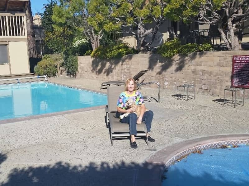 Housesitting assignment in Monterey, California, United States