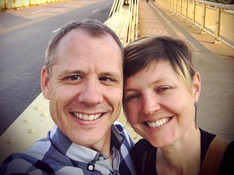 Claire & Matthew from Baltimore, Maryland, United States