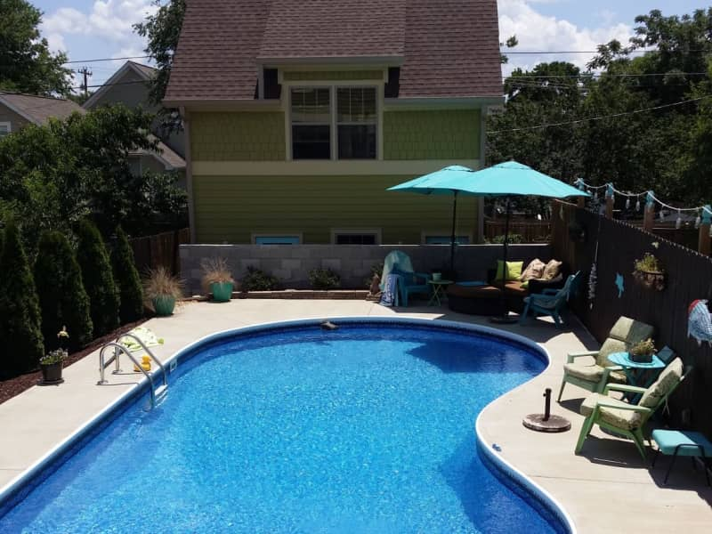 Housesitting assignment in Nashville, Tennessee, United States