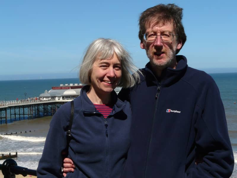 Helen & John from Norwich, United Kingdom