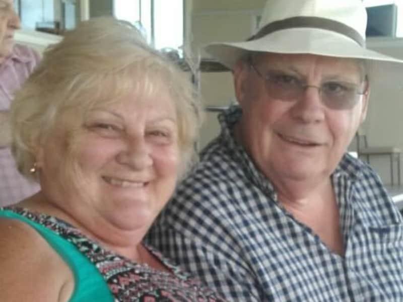 Barry & Gaille from Bellerive, Tasmania, Australia