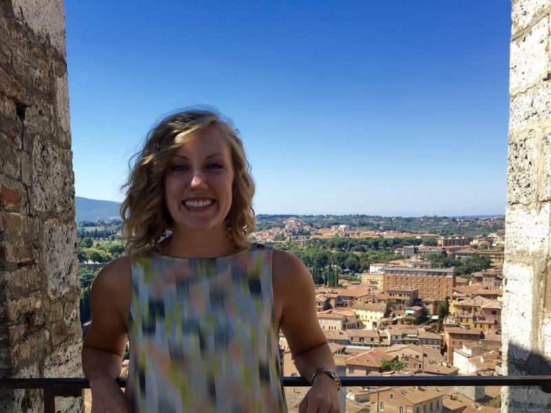 Melissa from Viterbo, Italy