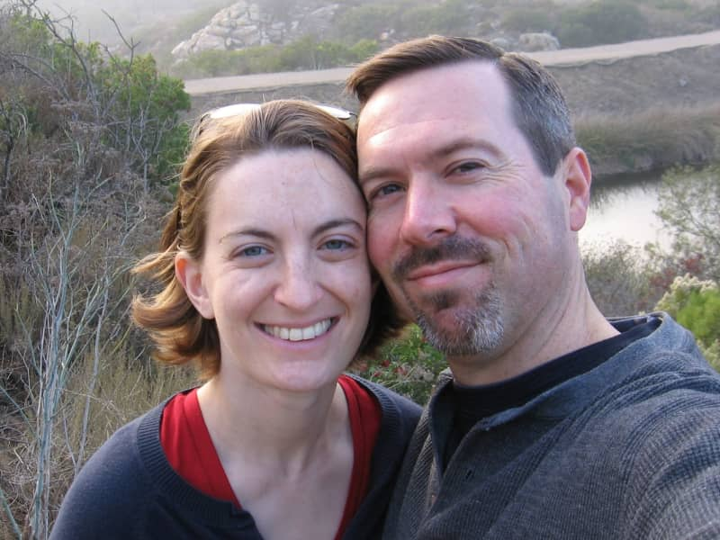 Tim & Sarah from San Diego, California, United States