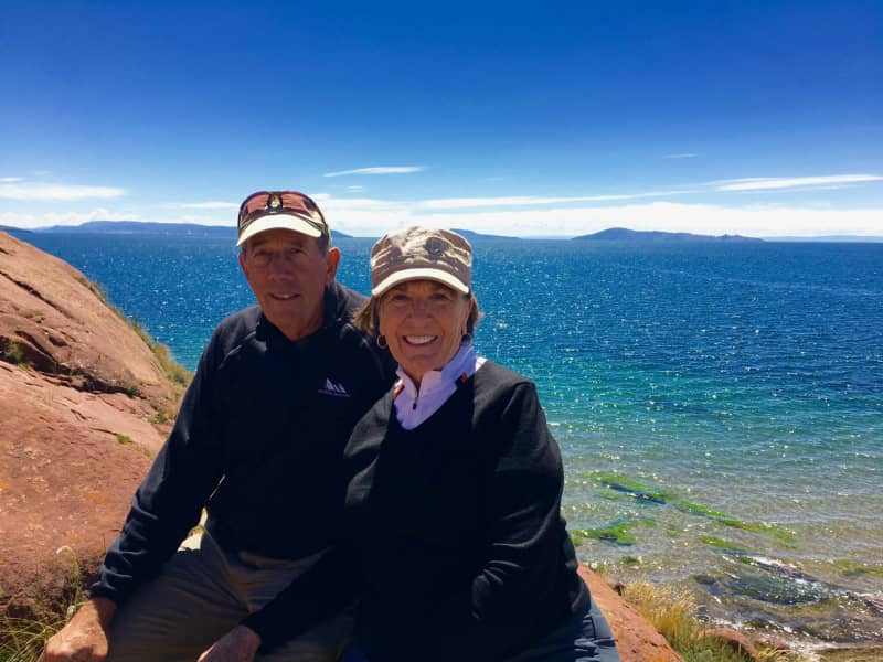Marc & Peggy from Morrison, Colorado, United States