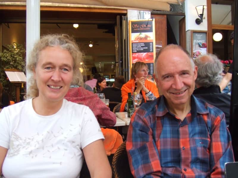 Ina & Peter from Munich, Germany