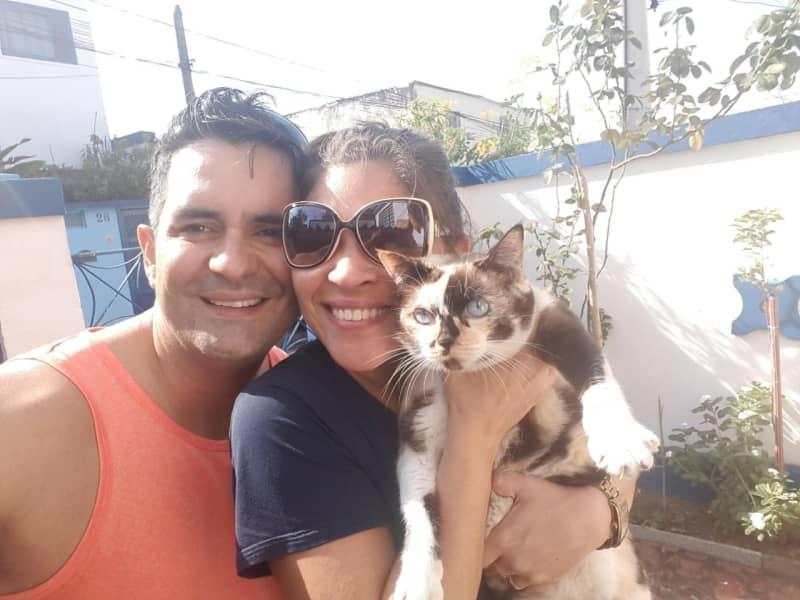 Alan & Fabiana from Rio de Janeiro, Brazil