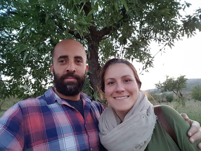 Manuel & María from Sevilla, Spain