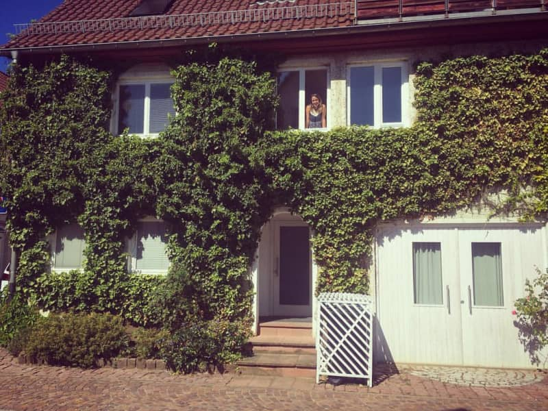 Housesitting assignment in Weissach, Germany