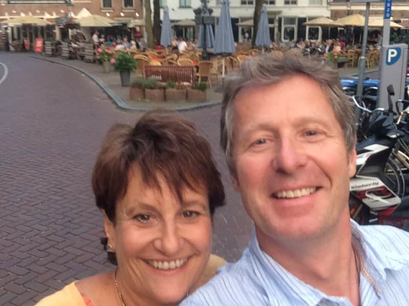 Andrew & Belinda from Newbury, United Kingdom