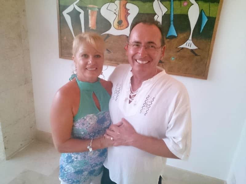 Carol & Brian from Edmonton, Alberta, Canada