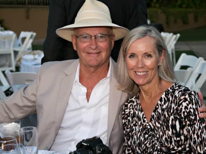 Barry & Maxine from Calgary, Alberta, Canada