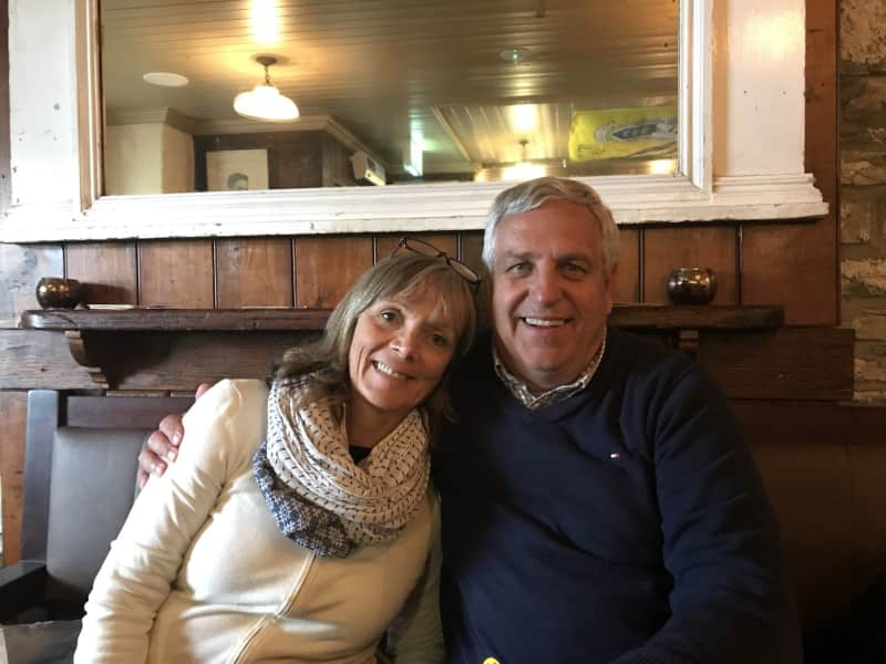 Kathleen & Ed from North Hampton, New Hampshire, United States