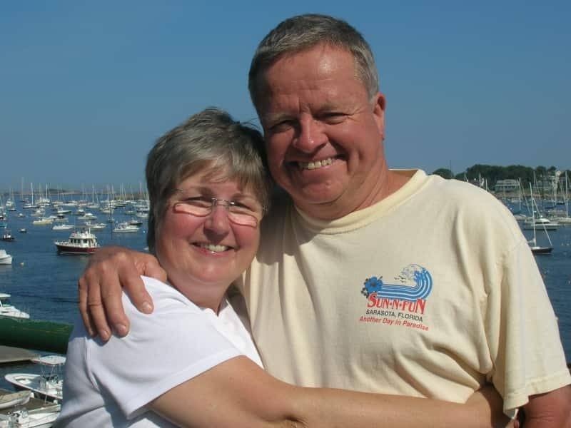 Harvey  & Patricia from Glen, New Hampshire, United States