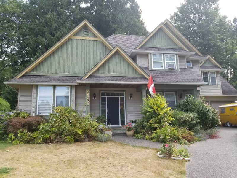 Housesitting assignment in Langley, British Columbia, Canada