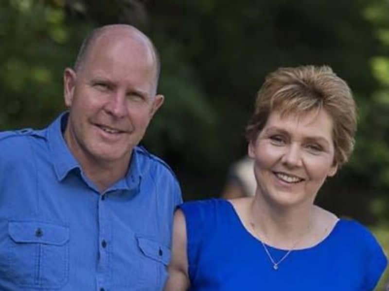 Ingrid & Ken from Hobart, Tasmania, Australia
